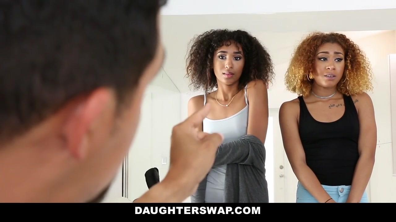 Step Daughter Gets Punished