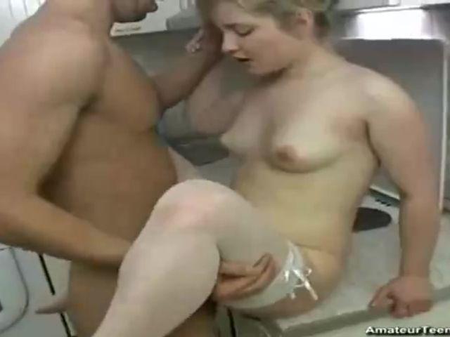 Blonde Teen Blowjob Amateur