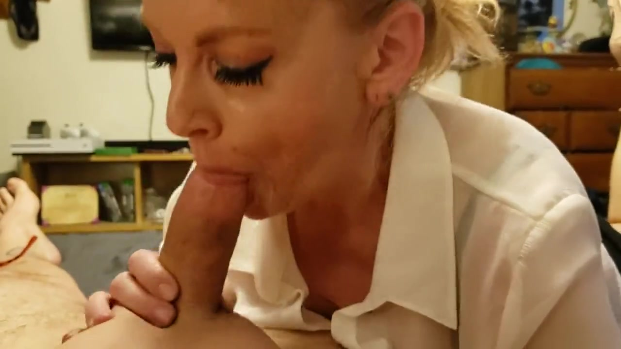 Mom Son Creampie Surprise