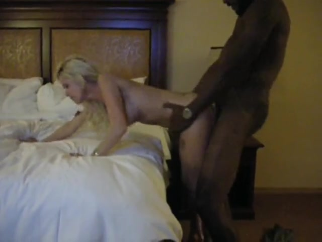 Wife Licks His Black Ass