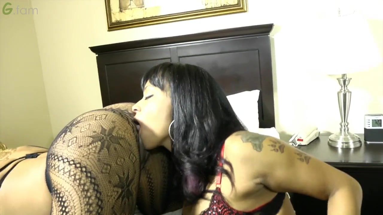 Girl Stockings Gets Fucked