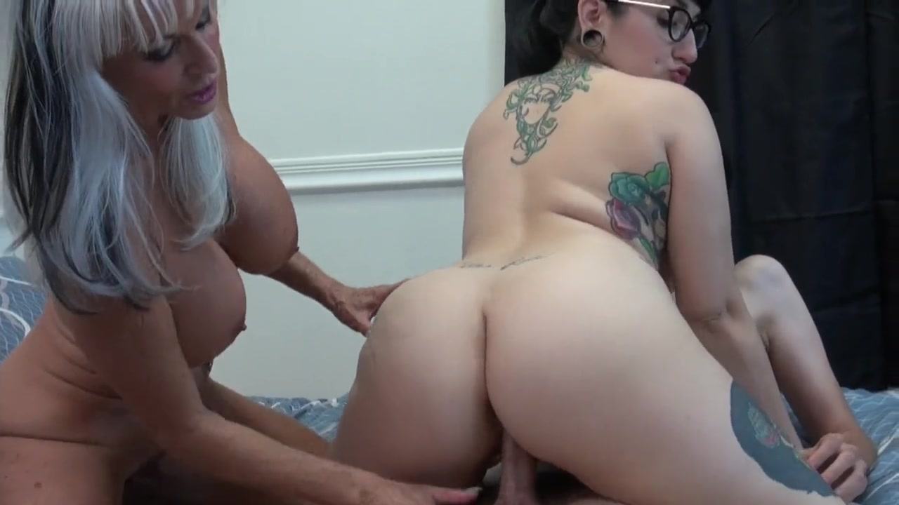 Step Mom Punishes Step Son