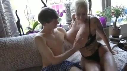 Tits short hair big Short Hair