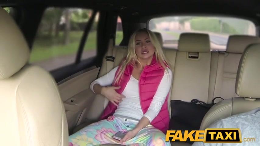 Innocent Teen Fake Taxi
