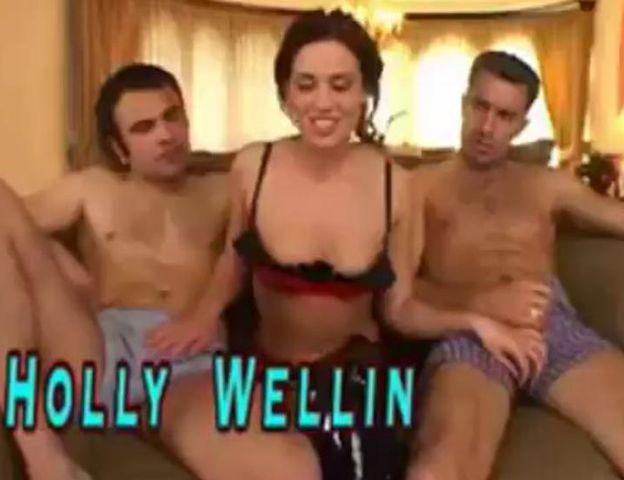 holly wellin anal