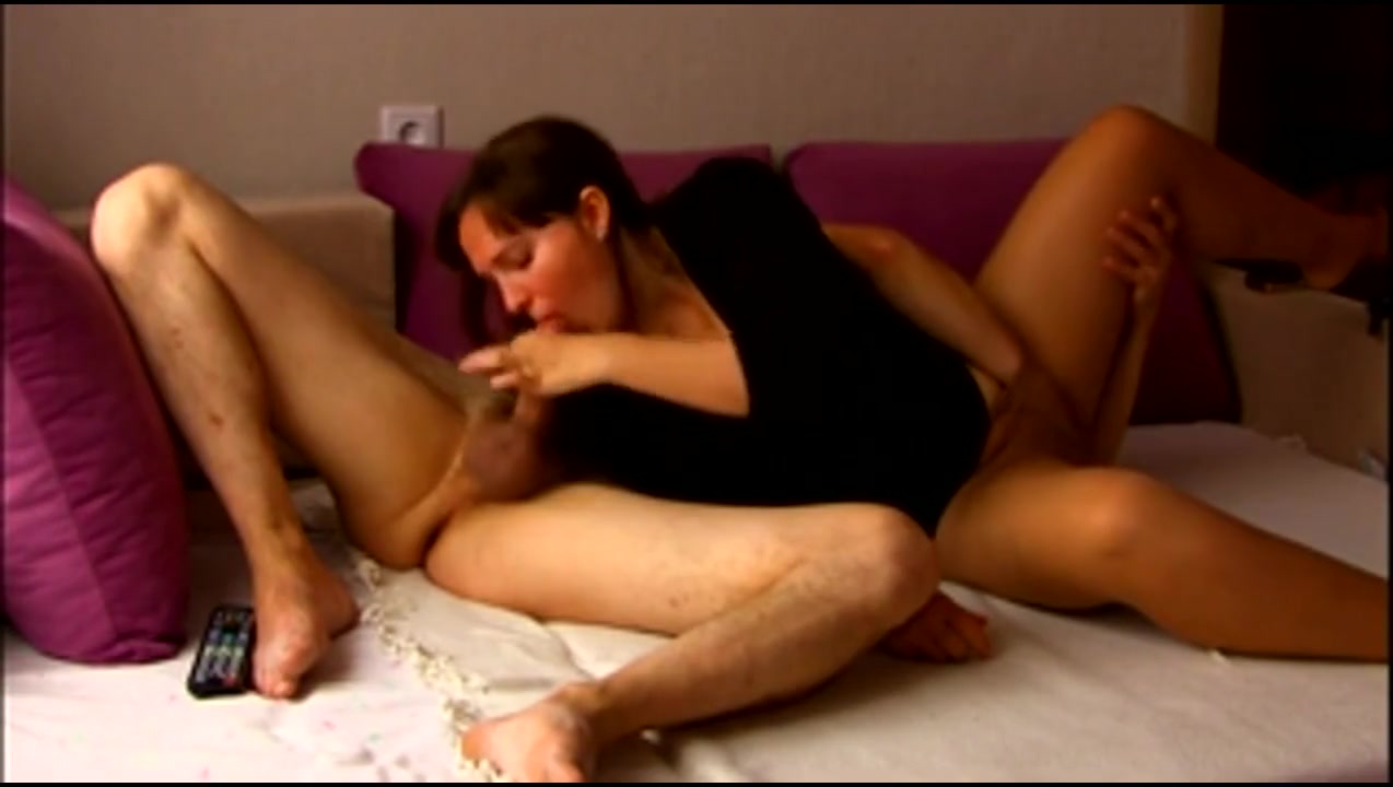 Couple Masturbate Together Cum