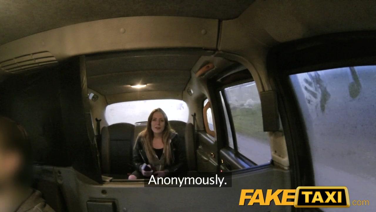 Valentina Bianco Fake Taxi