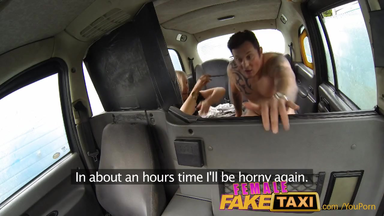 Fake Taxi Police Threesome