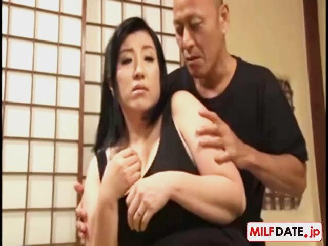 Japanese mom anal
