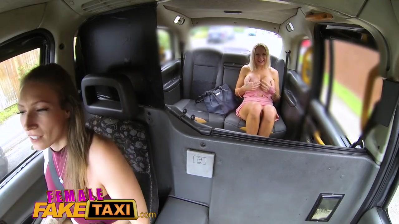 Female Fake Taxi Big Cock