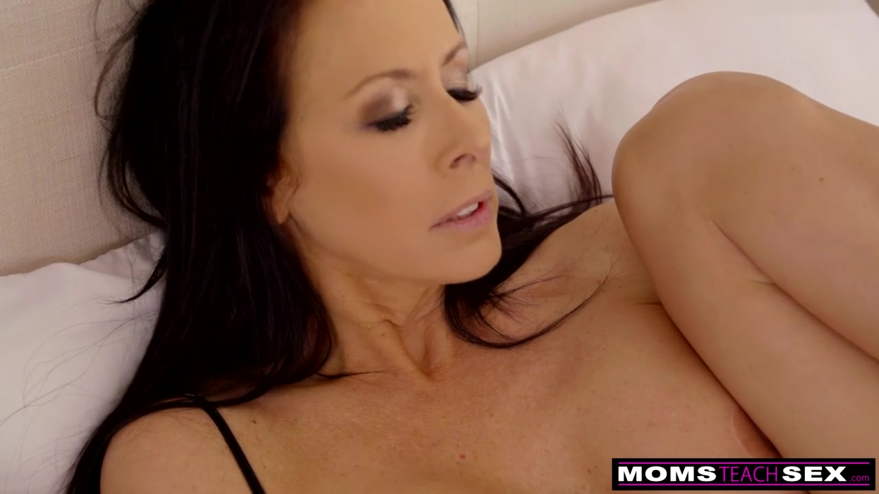Latina Mom Fucks Step Son
