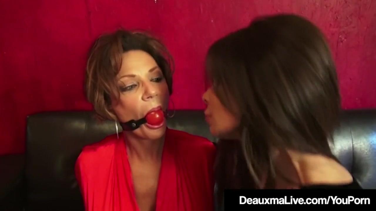 Ahley Renne Porn free hd bound cougars deauxma %26 ashley renee fuck ball