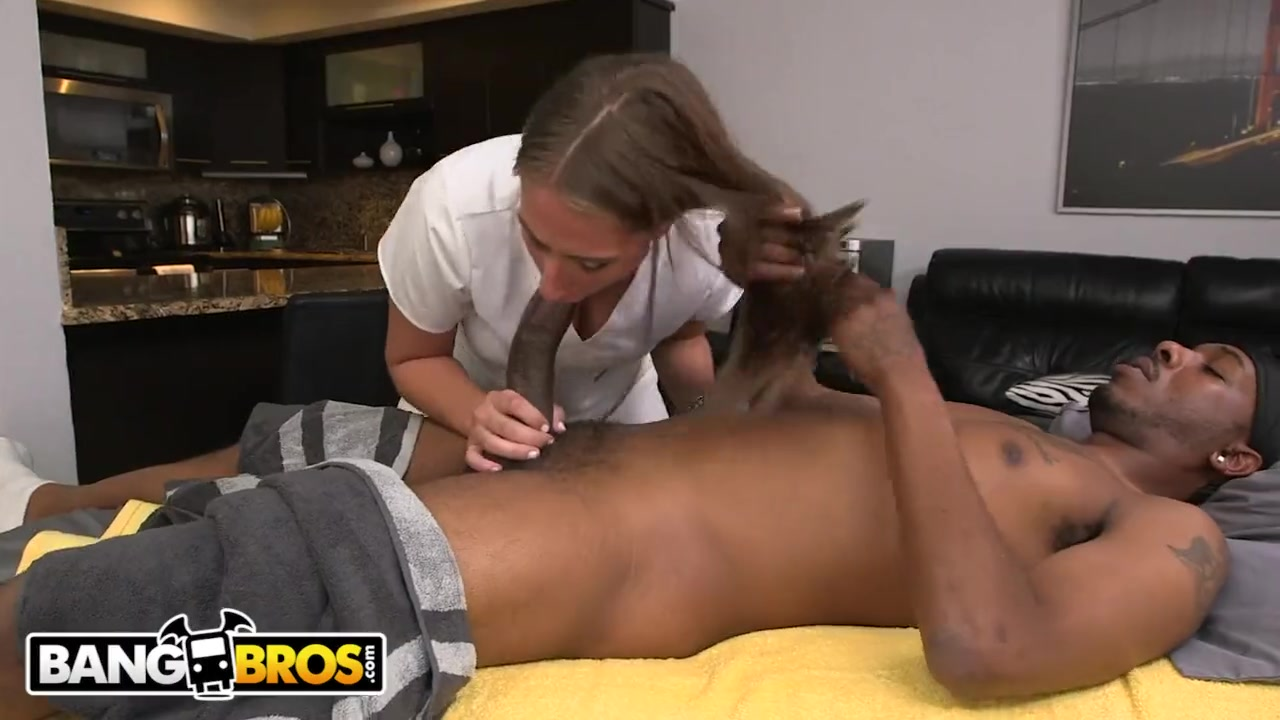 Black Girl Creaming Dick