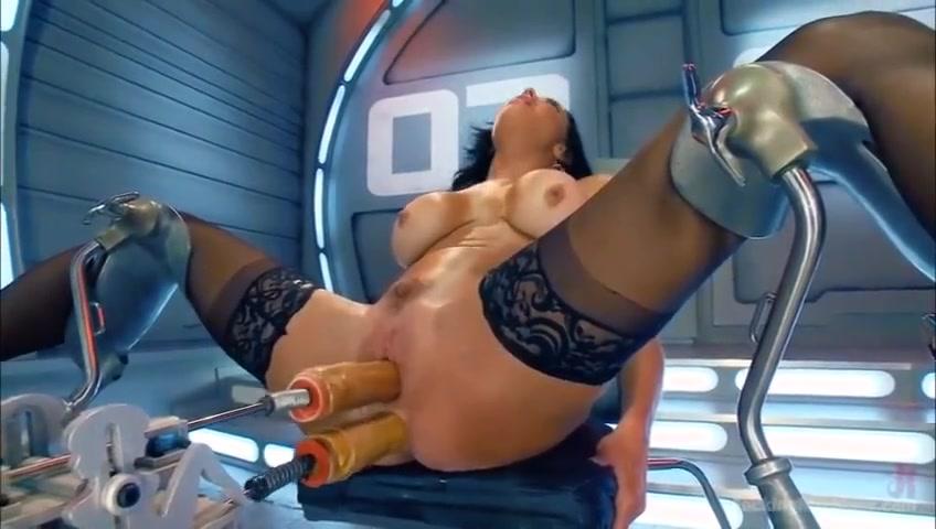 Fucking machines porn