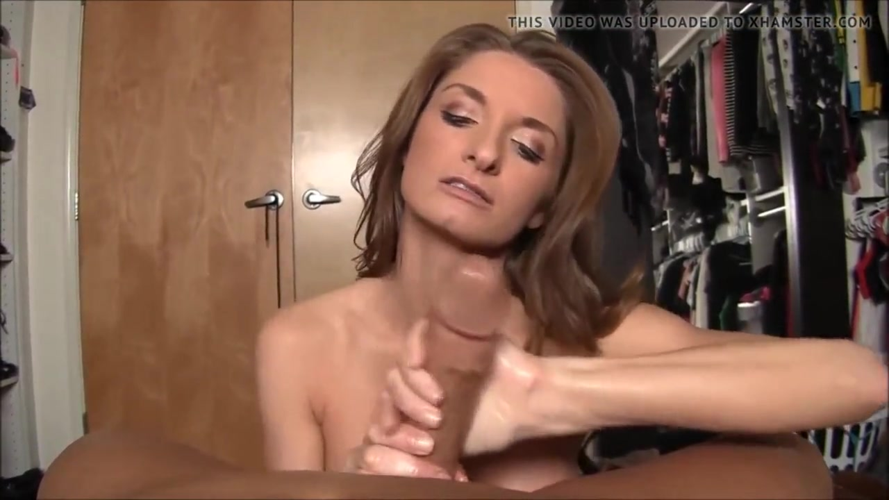 Dirty Talk Handjob Wife