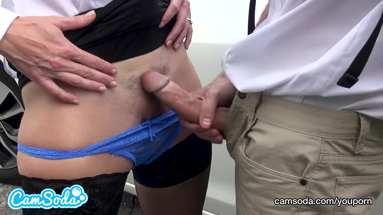 Sexy Step Mom Fucks Step Son