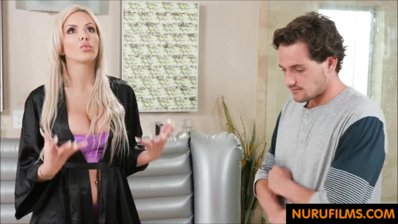 Sexy Mom Fucks Step Son