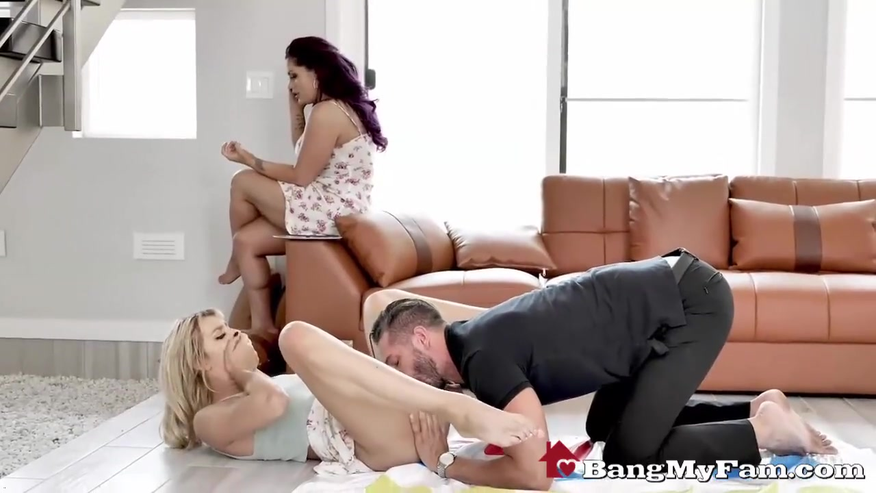 Brother Fucks Hot Step Sister