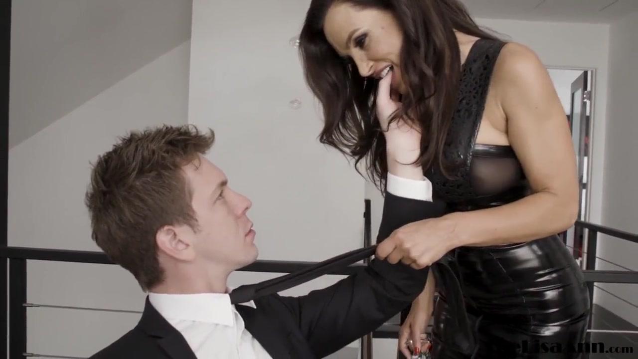 Lisa ann milf porno videa