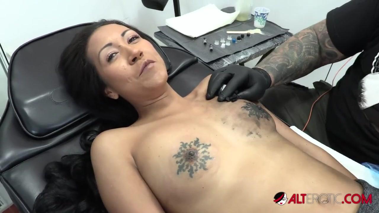 Alt Porn Videos free hd sindy ink horny tattoo session porn video
