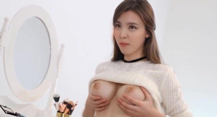 Cute Goth Girl Masturbating