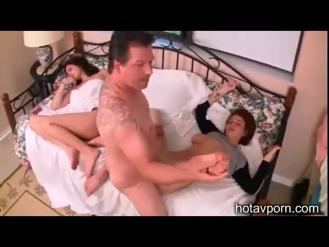 Girl Fucked While Standing
