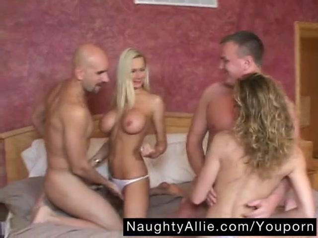 amateur swinger foursome videos