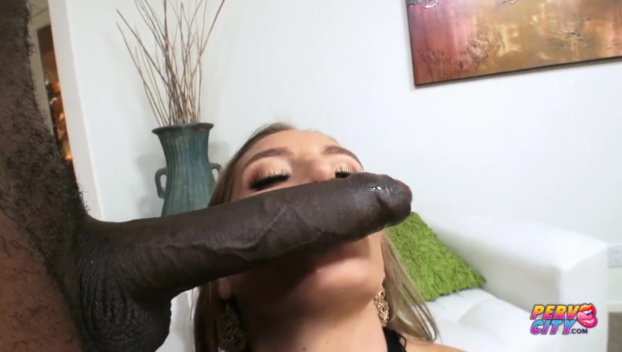 Blonde Milf Interracial Anal