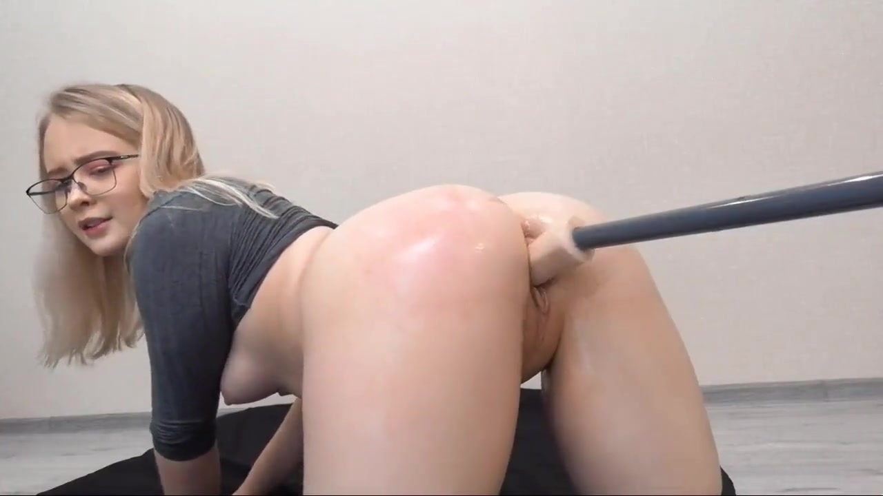 Russian Blonde Teen Webcam