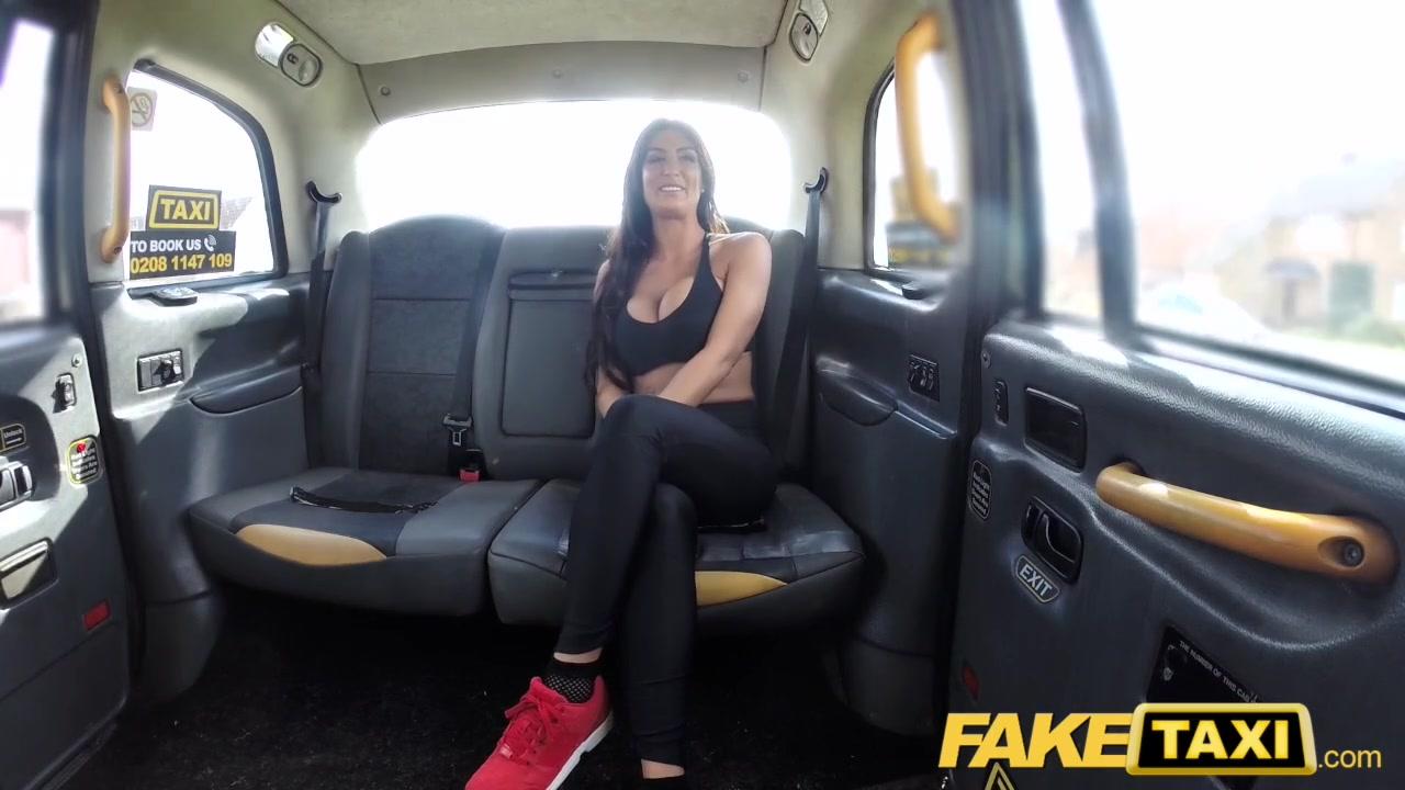 Fake Taxi Blonde Stockings
