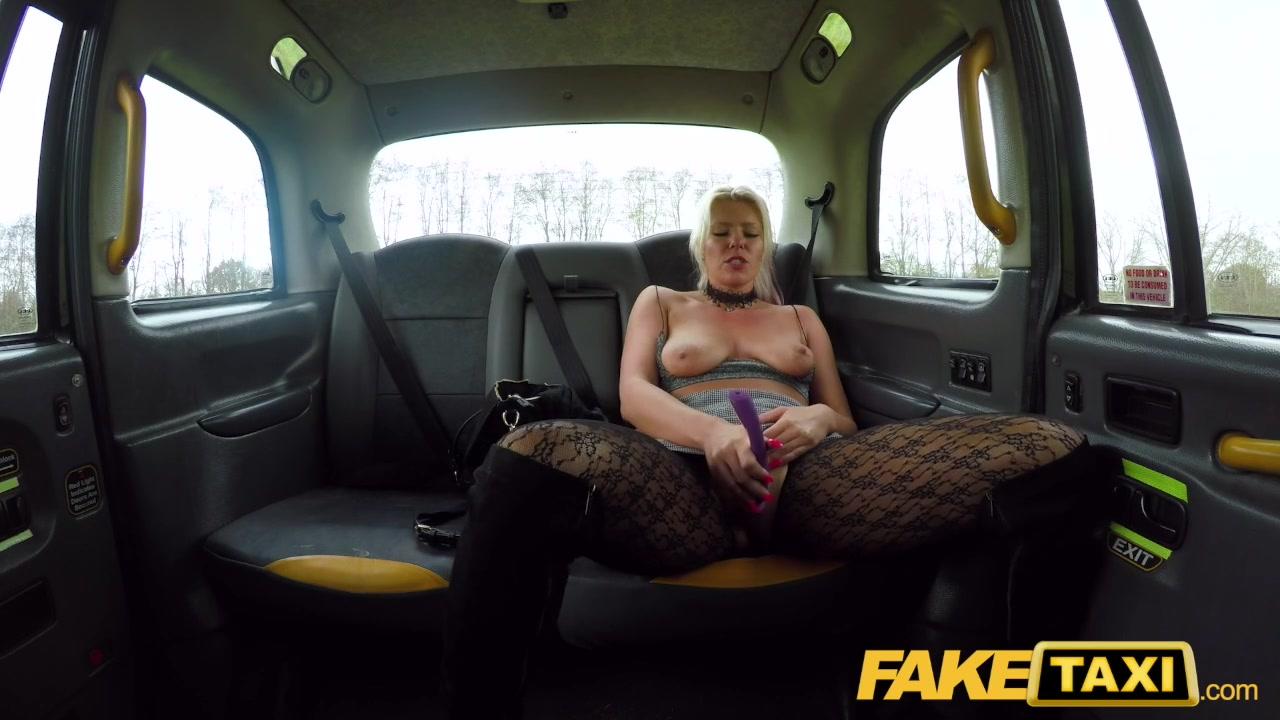 Fake Driving School Blonde