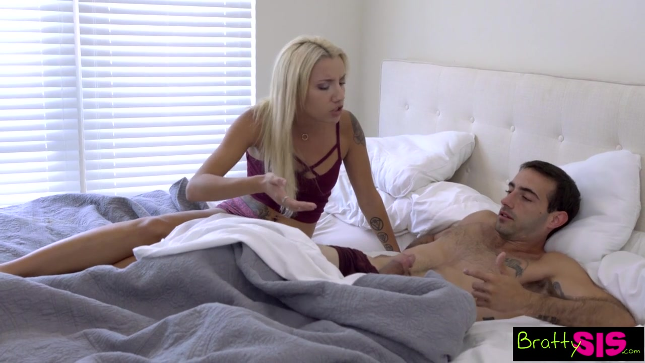 Brother Fucks Sister Share Bed