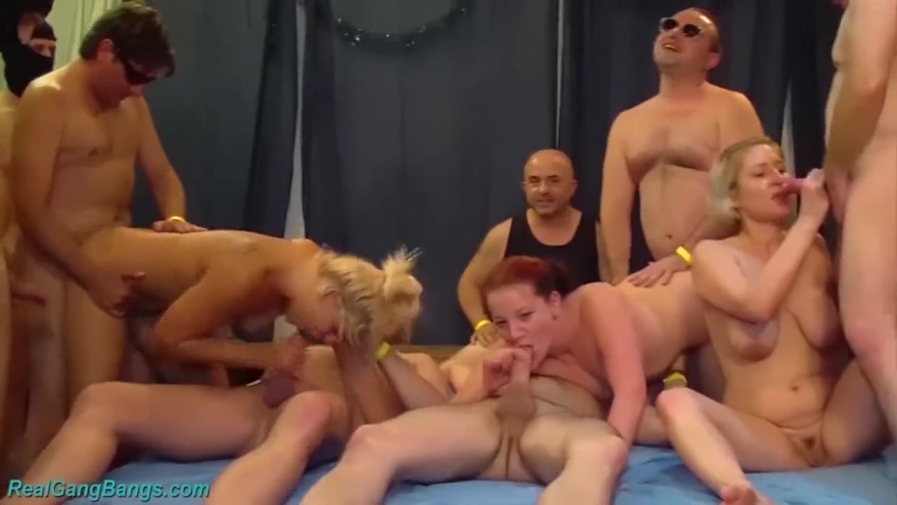 Amateur German Swinger Parties