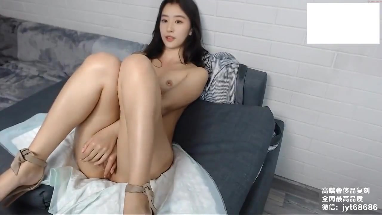 Hairy Young Girl Masturbating