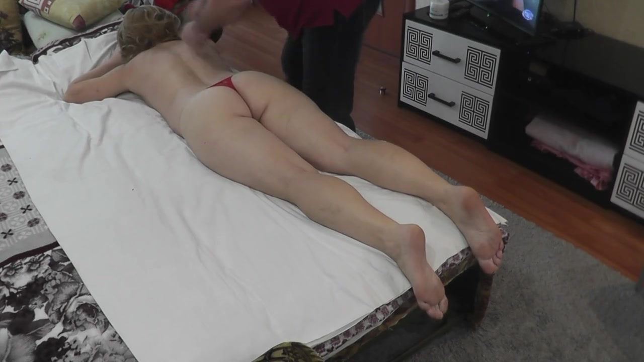 Real Amateur Hitachi Orgasm