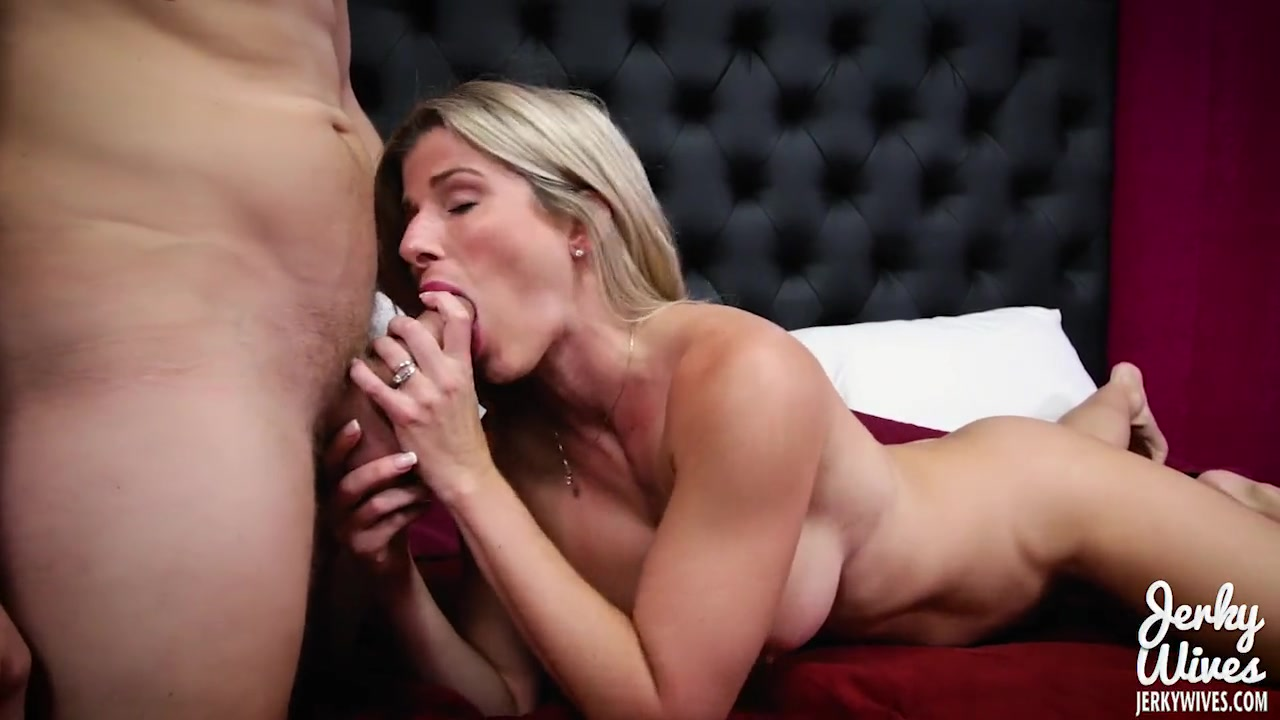 Naughty Step Mom Fucks Son