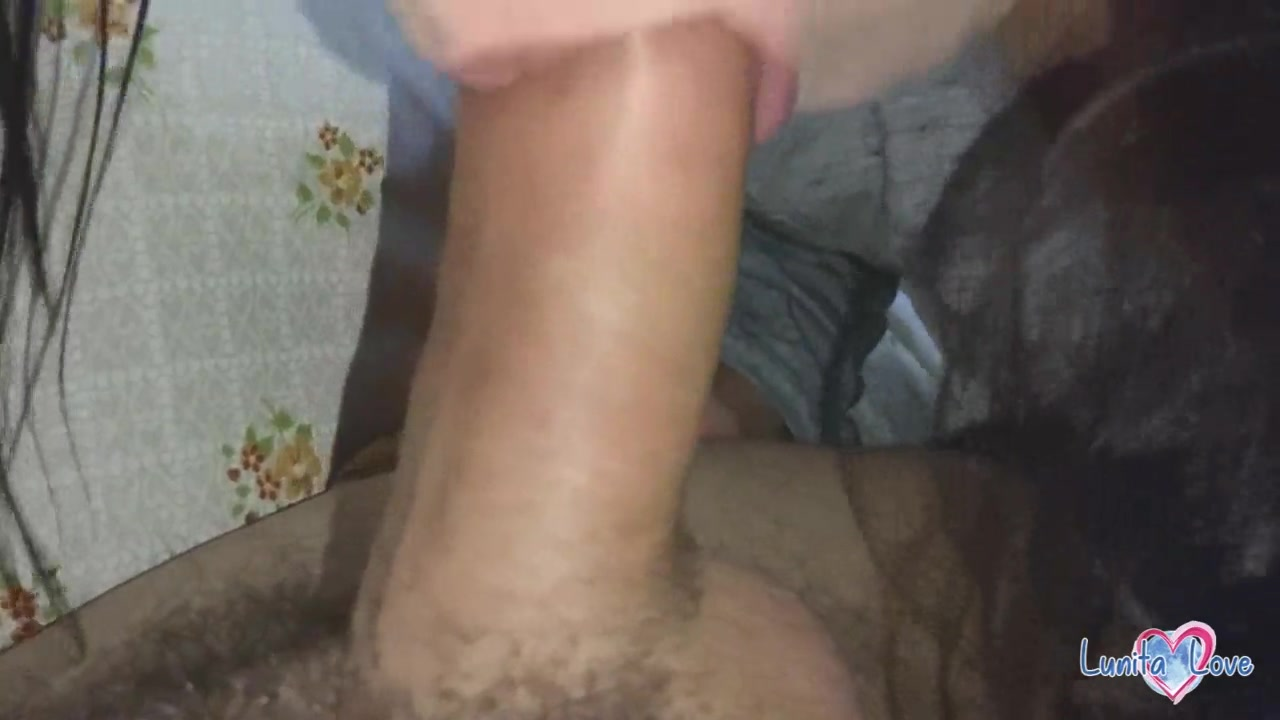 Pov Ebony Blowjob Cum Mouth