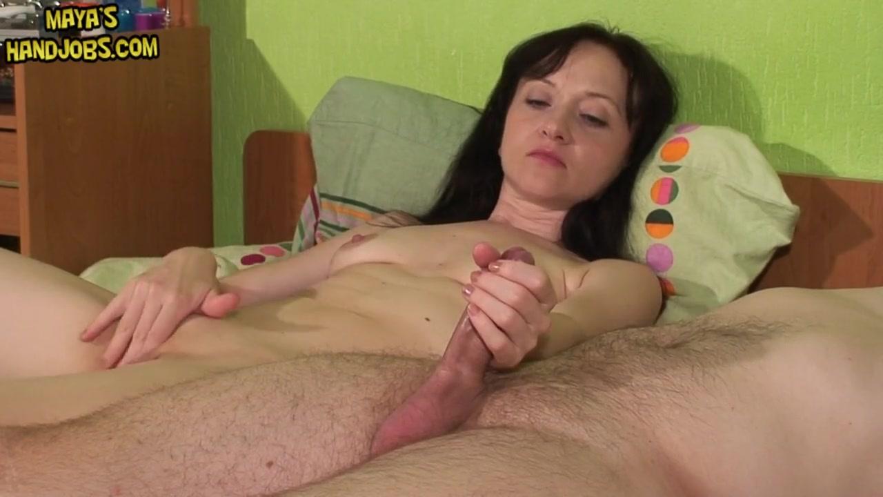 Huge Cumshot Inside Pussy
