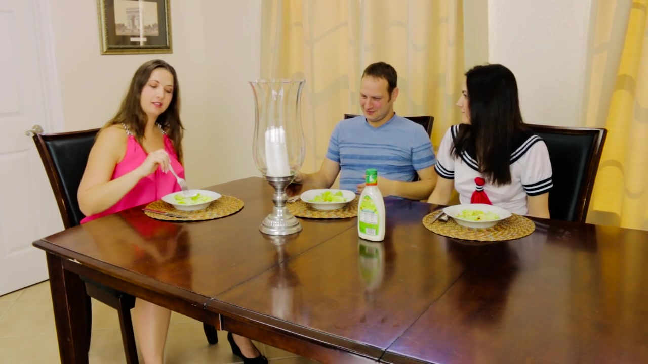 Brother Sister Mom Creampie