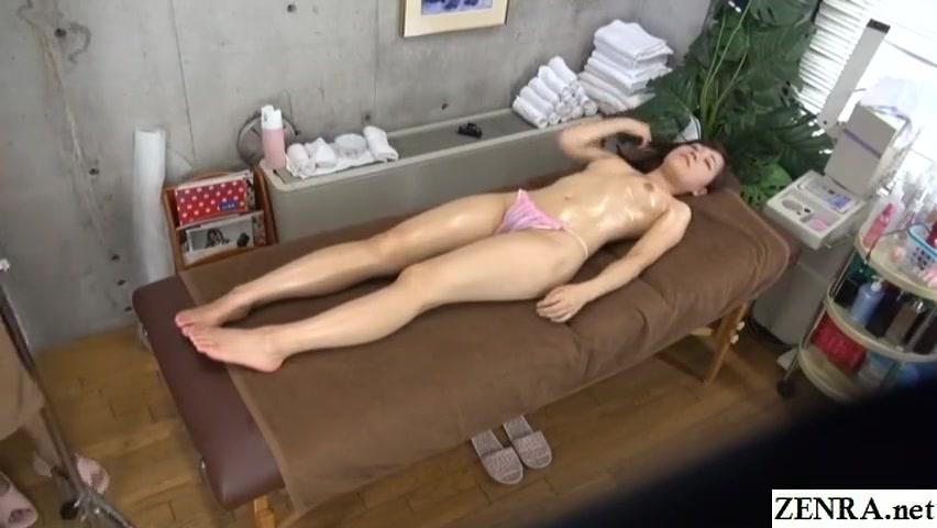 Japanese Oil Massage Lesbian