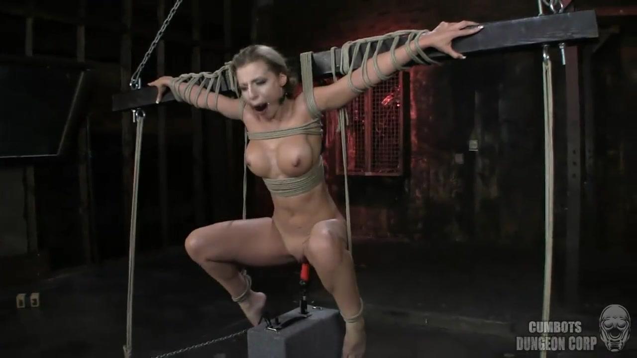 Porn fucking machine